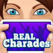 CHARADES FREE - Multiplayer word trivia for friends with new heads up timer