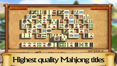 Mahjong Chinese Great Wall Gold Free