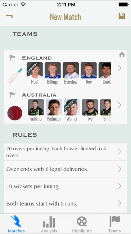 Cricket Scorekeeper Pro - Best scorer app with match analysis