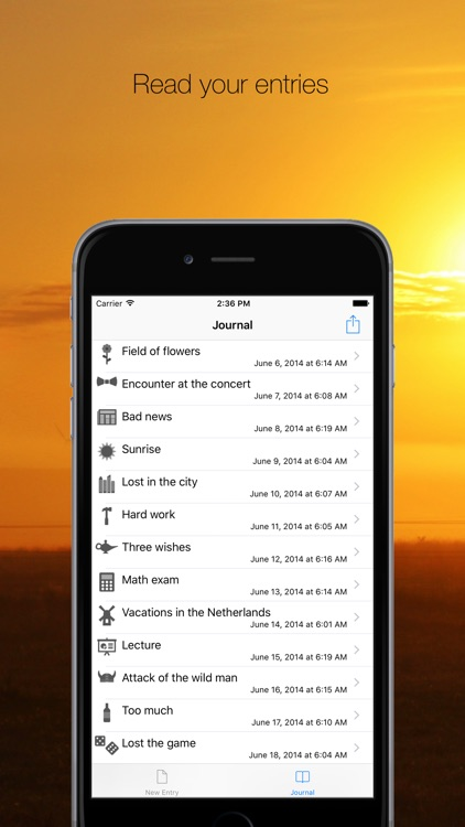 DreamJournal - Write a dream journal and become a Lucid Dreamer