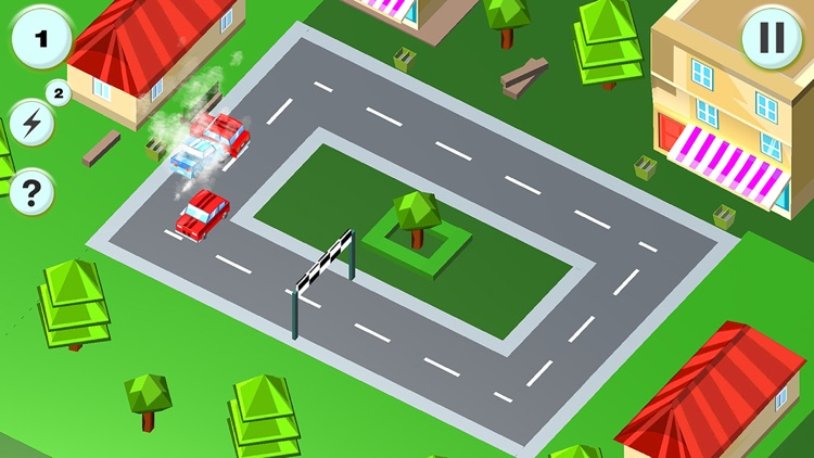 Car Looping – A Thrilling Adventure Car Dash Game screenshot-2