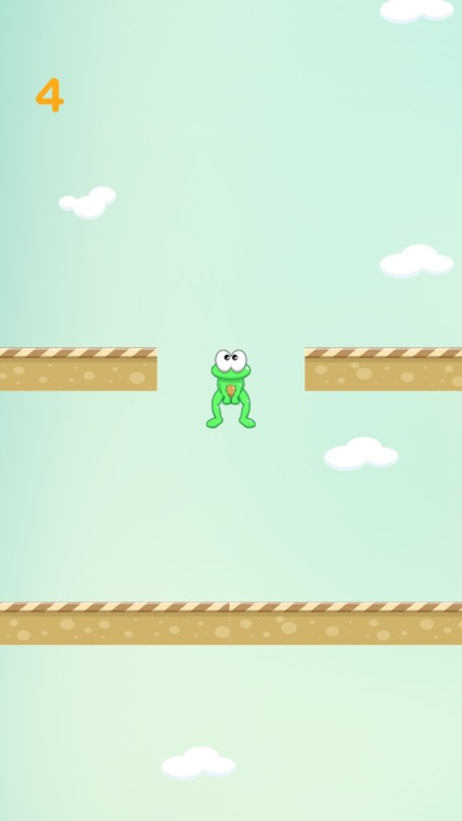 Mr. Frog - Free Awesome Endless Game