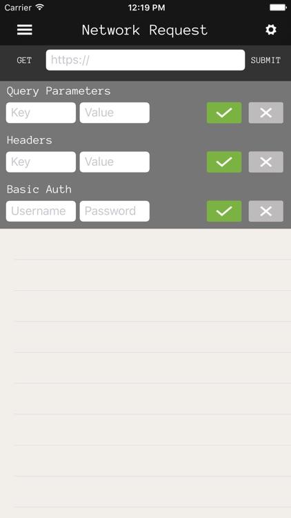 JSONEditor screenshot-3