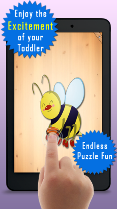 Free Toddler Puzzle Woozzle Best Games for Child Brain Development screenshot four