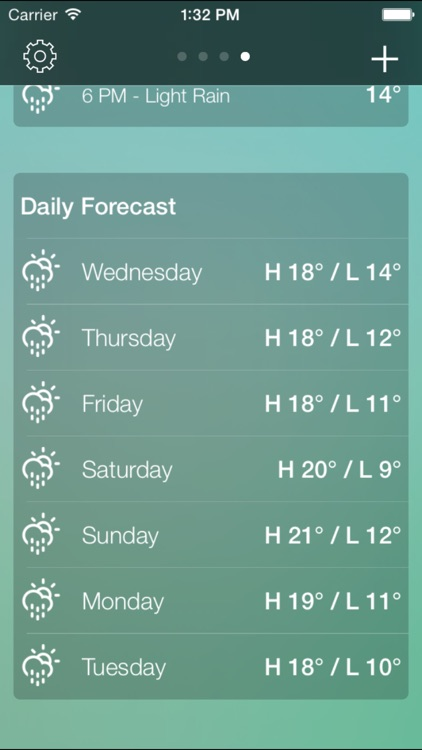 Weather Live + screenshot-3