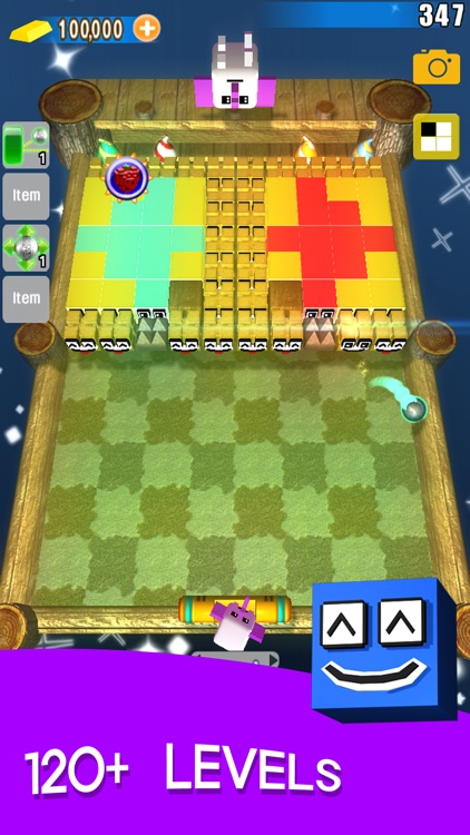Jerk Cubeer-Brick Breaker screenshot-3