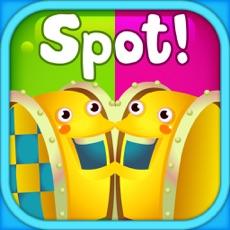 Activities of Spot it! Lovely Cartoon 1