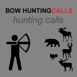 Bow Hunting Calls - Premium Hunting Calls For Archery Hunting Success -- BLUETOOTH COMPATIBLE