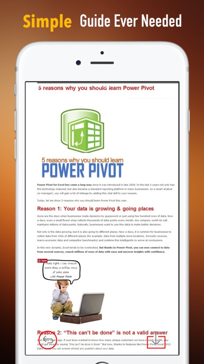 PowerPivot for Beginners:Excel,Formulas and Simple Guide screenshot-1