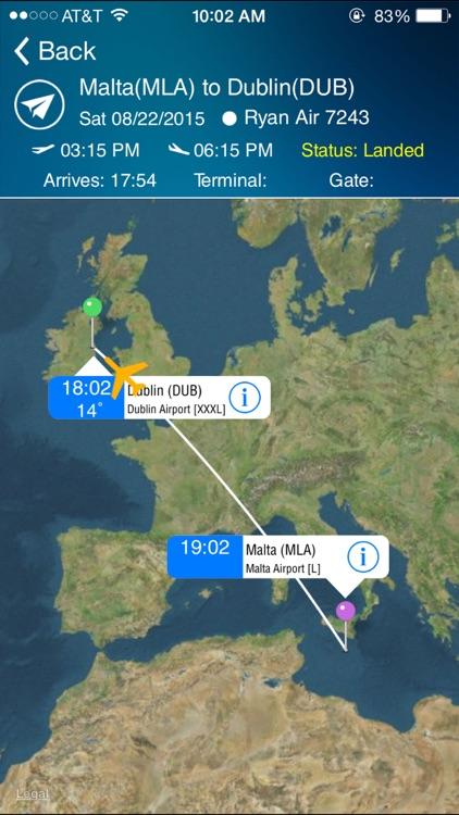 Luton Airport (LTN) Flight Tracker London