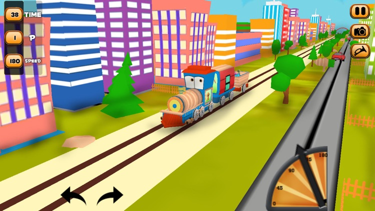 School Train Simulator 2016