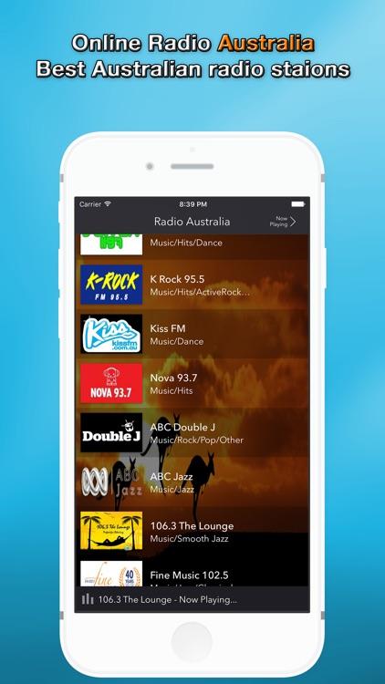 Online Radio Australia - The best Australian stations for free