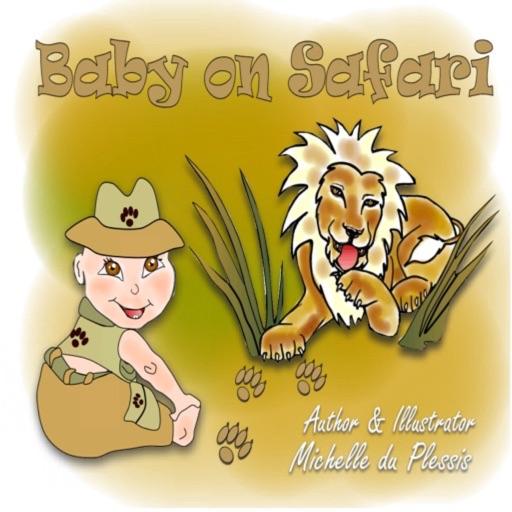 Baby on Safari