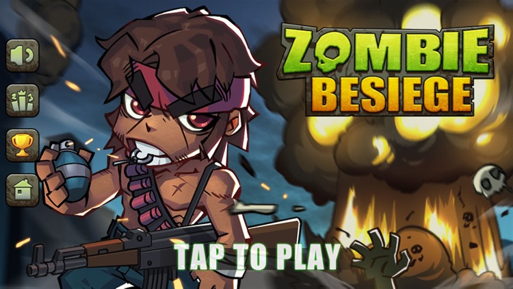 Zombie Besiege - Against Invasion