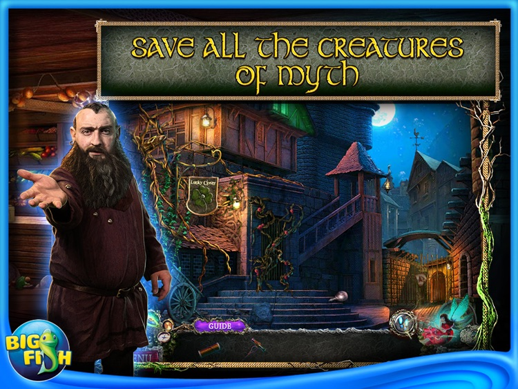 Myths of the World: Of Fiends and Fairies HD - A Magical Hidden Object Adventure (Full) screenshot-0