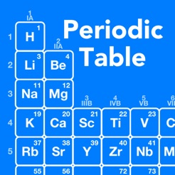 Periodic table chemistry on the app store periodic table chemistry 4 urtaz Images
