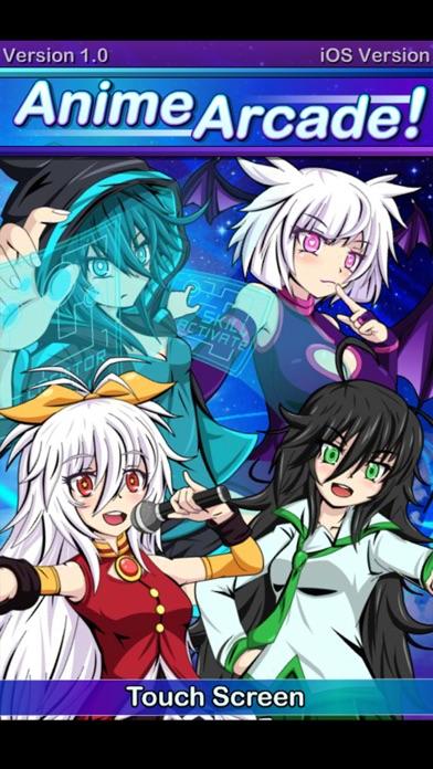 Anime Arcade screenshot 1