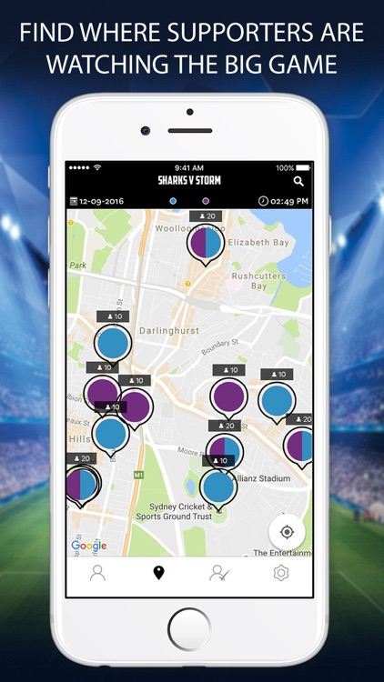 Game On: The Ultimate App for Sports Fans