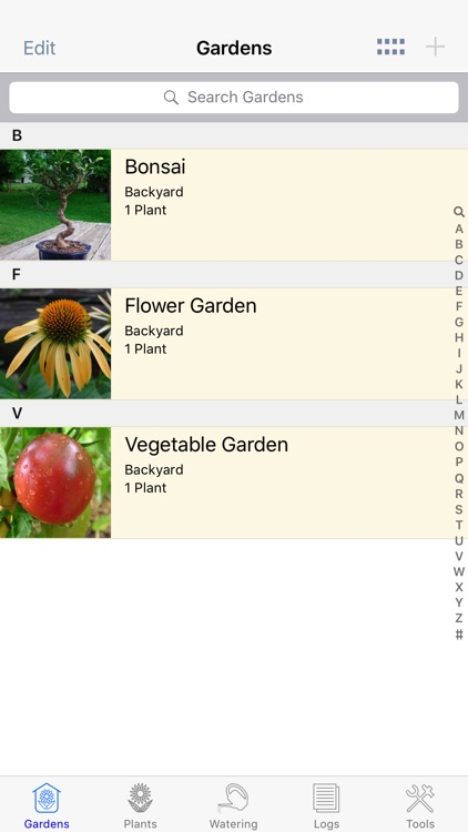 Plant Album Lite screenshot-3