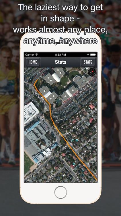Run Tracker GPS Running, Jogging Distance Tracking