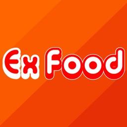 Exfood - Delivery de comida