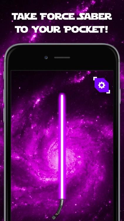 Force Saber of Light screenshot-4