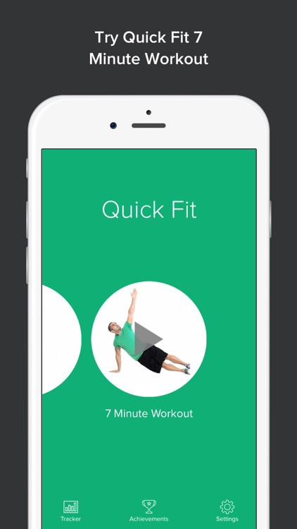 Quick 4 Minute Workout - Tabata screenshot-4