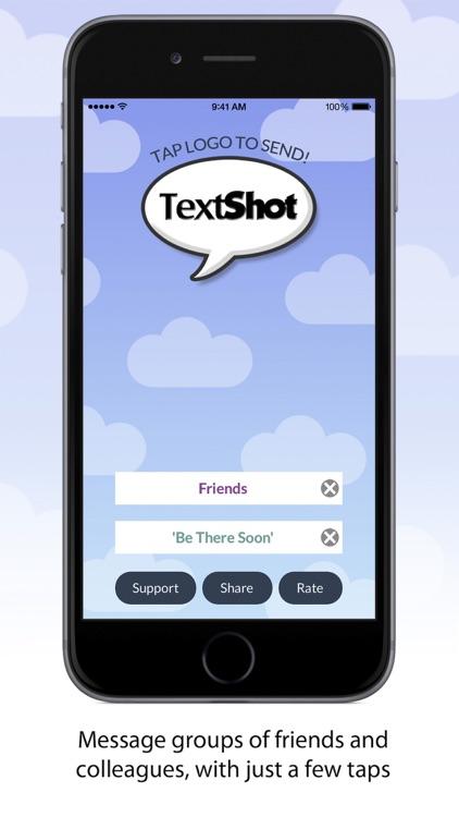 TextShot Lite: Group Text screenshot-0