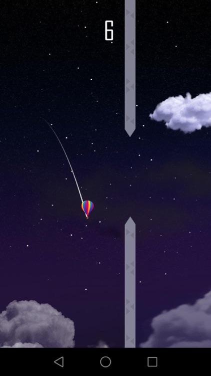 Hot Air Balloon Flight : Flying Balloon Simulator screenshot-4