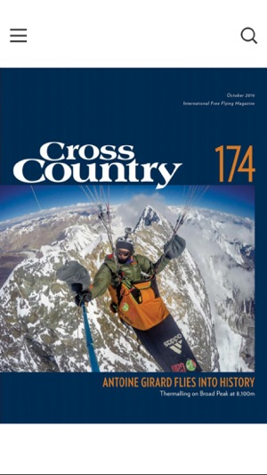Cross Country Magazine on the App Store