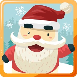 Snow Line Puzzle: Christmas Games for Noel Eve