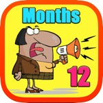English Vocabulary Exercises Month Word Quiz Games