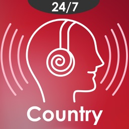 Country music radio player - The best live internet radios stations tuner