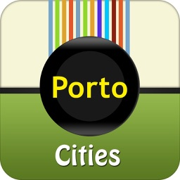 Porto City Map Guide