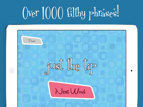 Filthy Phrases - A Catch Phrase Style Party Game screenshot 1