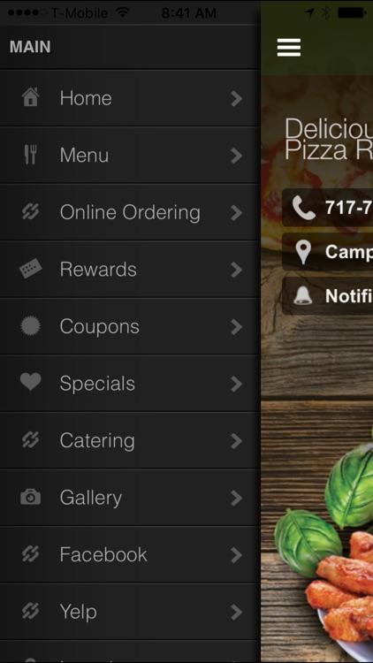 Cedar Cliff Pizza