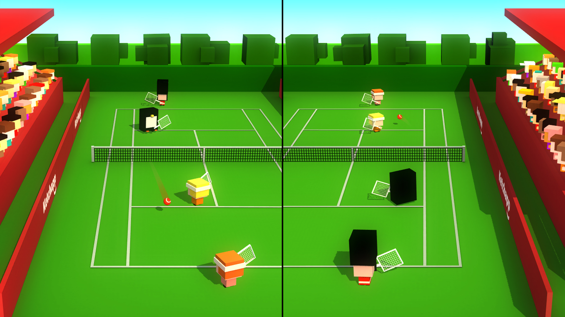 Ketchapp Tennis screenshot 11