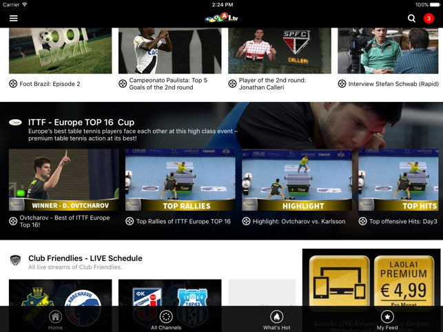 LAOLA1 tv on the App Store