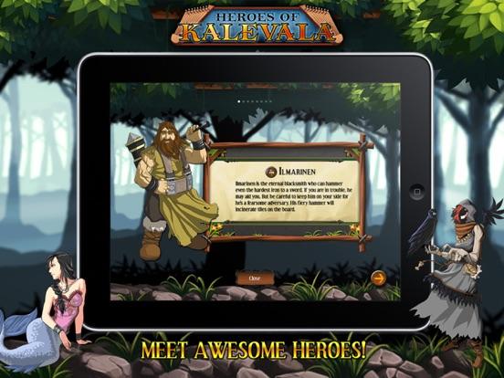 Скачать игру Heroes of Kalevala