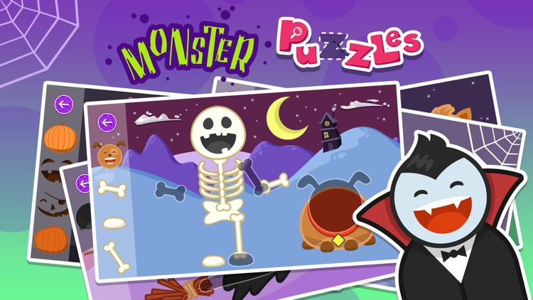 Wee Monster Puzzles screenshot-0