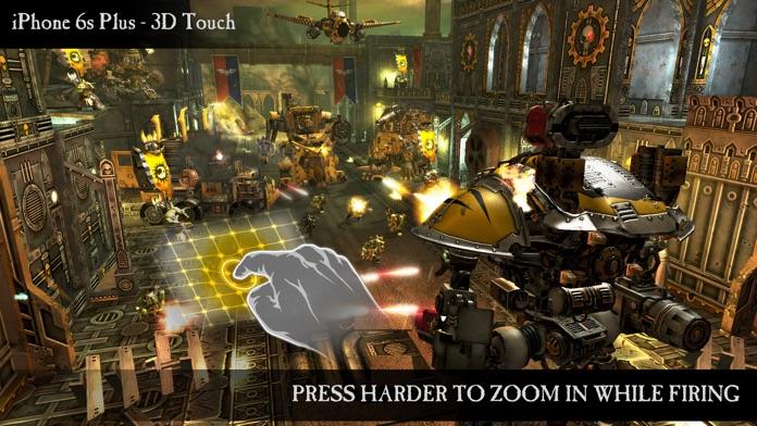 Warhammer 40,000: Freeblade Screenshot