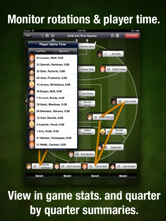 Great Coach AFL screenshot-2
