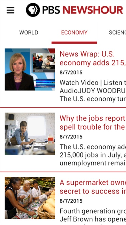 PBS NEWSHOUR - Official screenshot-3