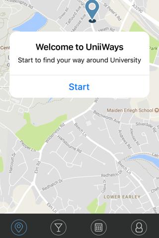 UniiWays - náhled