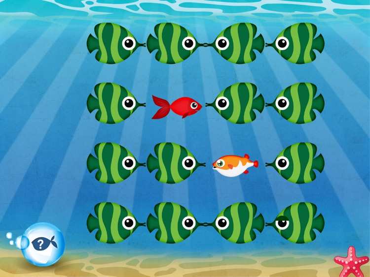 Fish School HD - by Duck Duck Moose screenshot-3