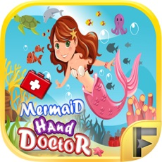 Activities of Mermaid Hand Doctor Hospital Little Fantasy Adventure Time - Free Fun Games For Kids & Girls