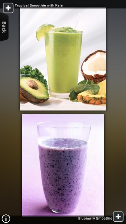 Smoothie Recipes Info Pro screenshot-4