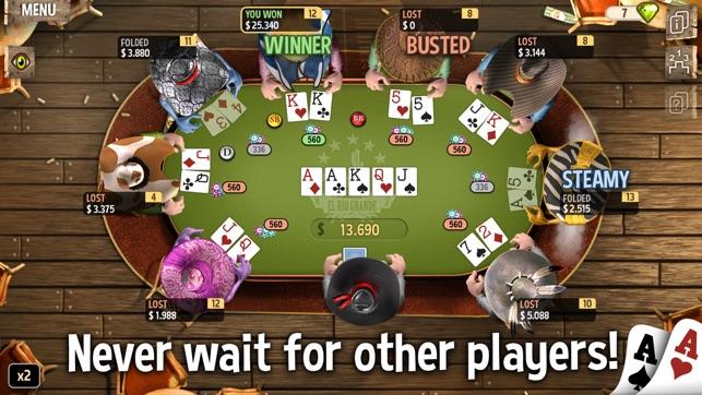 Governor Of Poker 2 Offline In De App Store