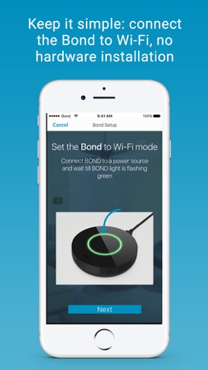Bond Smarten Your Ceiling Fan On The App Store