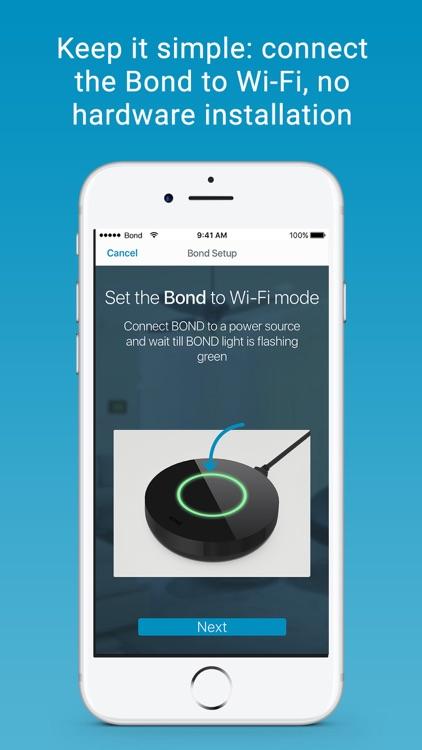 BOND: Smarten Your Ceiling Fan